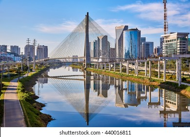 Sao Paulo Skyline - Brazil - South America