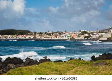 The Sao Rogue town is located near Ponta Delgada, the capital of the Azores in the Atlantic Ocean