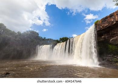 Sao Romao Waterfall - Carolina, Maranhao, Brazil