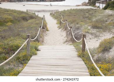 Saona Cove Beach, Formentera; Balearic; Islands; Spain