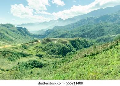 Sapa district cultural landscape, Vietnam