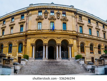 Sapienza University of Rome is collegiate research university located in Rome, Italy. It is largest European university by enrollments and one of oldest in history, founded in 1303.