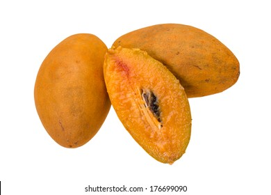 Sapodilla - thai fruit