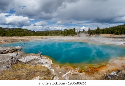 Sapphire Thermal Pool
