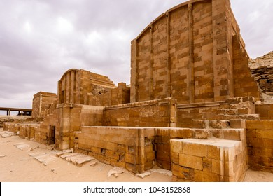 Saqqara necropolis, Egypt. UNESCO World Heritage