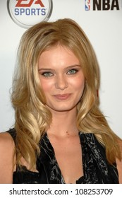 Sara Paxton  at the Launch Party for NBA Live 09. Beso, Hollywood, CA. 09-26-08