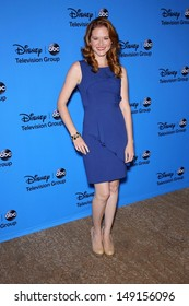 Sarah Drew at the Disney/ABC Summer 2013 TCA Press Tour, Beverly Hilton, Beverly Hills, CA 08-04-13
