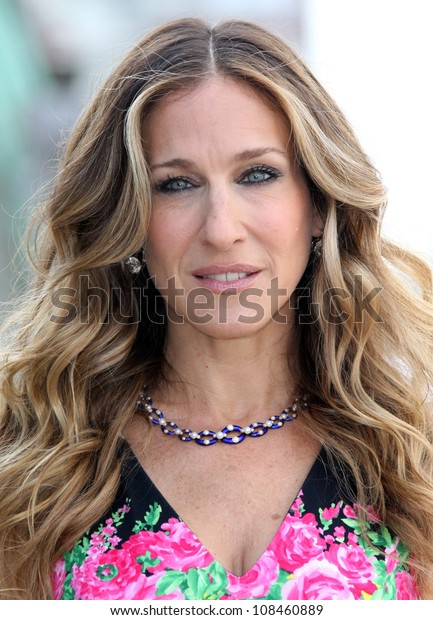 Sarah Jessica Parker at the 'I Don't Know How She Does It'  photocall at the Soho Hotel, London. 01/09/2011 Picture by: Henry Harris / Featureflash
