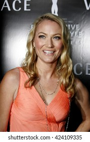 Sarah Wynter at the Rodeo Drive Walk Of Style Award honoring Gianni and Donatella Versace held at the Beverly Hills City Hall in Beverly Hills, USA on February 8, 2007.