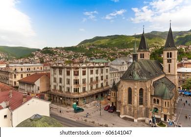 Sarajevo Aerial