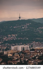 Sarajevo, capital of Bosnia and Herzegovina, is a compact city on the Miljacka River, surrounded by the Dinaric Alps. Its center has museums commemorating local history.