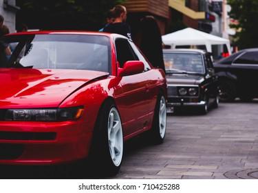 Nissan Silvia Images, Stock Photos & Vectors | Shutterstock