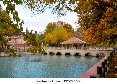 Sarchnar park In Sulaymaniyah, northern Iraq