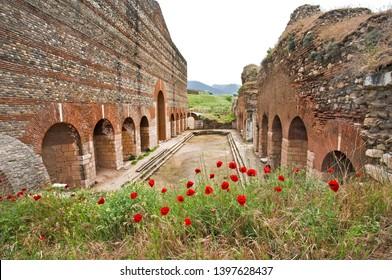 Sardes ancient city iş in Salihli, Manisa