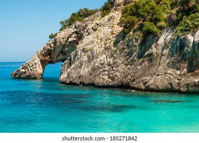 Sardinia, Cala Goloritz�¨