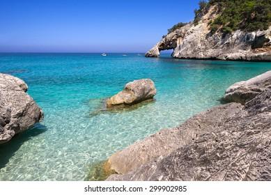 Sardinia, Cala Goloritze, Ogliastra, Italy