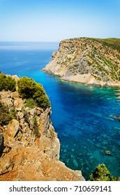 Sardinia, Iglesias, Porto Sciusciau coast