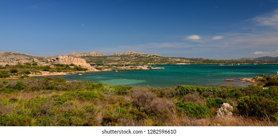 Sardinia Island, La Maddalena Coast