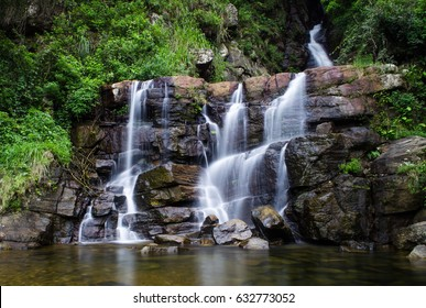Saree Falls is a picturesque waterfall situated in Knuckles forest reserve, kandy, in Sri Lanka.