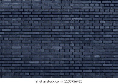 Sargasso Sea colored brick wall background