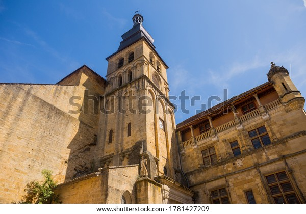 Sarlat Cathedral is a Roman Catholic church and former cathedral located in Sarlat-la-Caneda, France.