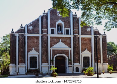 Sarrat Church, (Santa Monica Parish Church) - Sarrat, Ilocos Norte, Philippines