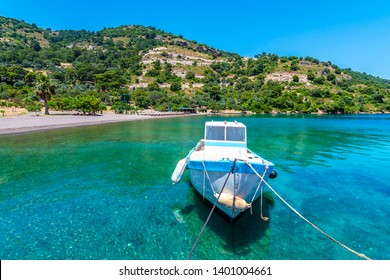 Sarsala Bay in Dalaman Town of Turkey