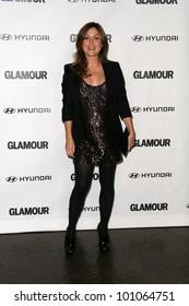 Sasha Alexander  at Glamour Reel Moments, Directors Guild Theater, Los Angeles, CA 10-25-10