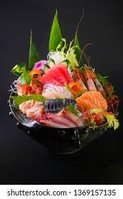 Sashimi set (full set)