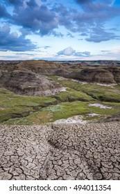 Saskatchewan Badlands