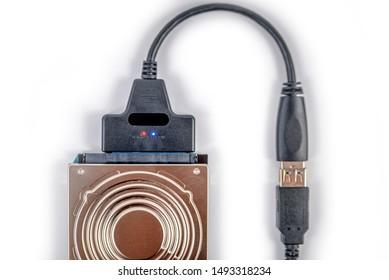 Sata Cable Images, Stock Photos & Vectors | Shutterstock