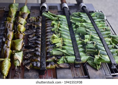 Satar is a famous food from Terengganu, Malaysia. It made from fish fillet