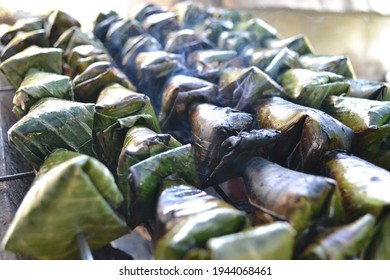 Satar is a Malaysian traditional food with it main ingredient is from fresh fish fillet and grated coconut