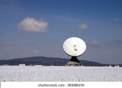 The Satellite Earth Station Raisting  is a ground communication parabolic antenna complex for telecommunication.