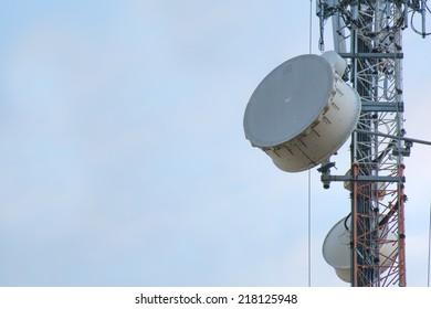 satellite tower