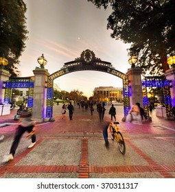 Sather Gate Fall 2015