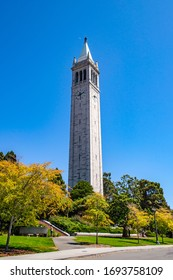 Sather Tower at the University of  Berkeley, California