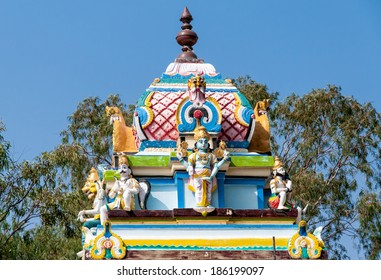 Sathya Sai Baba Temple of Puttaparthi, India