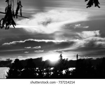 Satin Sky