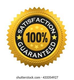 100 satisfaction guaranteed images stock photos vectors rh shutterstock com 100 satisfaction guarantee logo png satisfaction guaranteed logo free