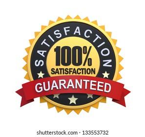 100 satisfaction guaranteed images stock photos vectors rh shutterstock com satisfaction guaranteed logo vector 100 satisfaction guarantee logo free