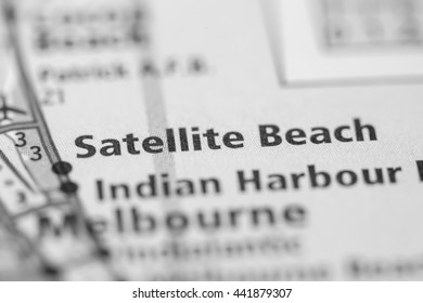 Sattelite Beach. Florida. USA
