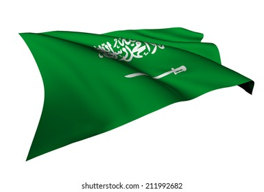 Saudi Arabia flag - collection no_5