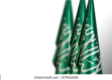 Saudi Arabia flags, use it for national day and country national occasions