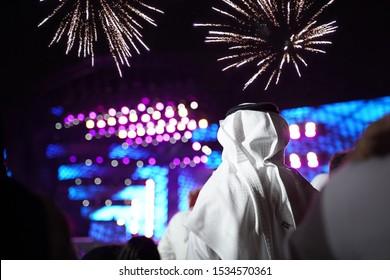 Saudi Arabia / in Riyadh City / at Riyadh Season / 17 Oct 2019 in Riyadh boulevard