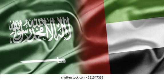 Saudi Arabia and United Arab Emirates