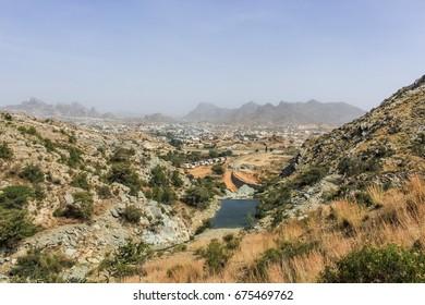 Saudi water reservoir