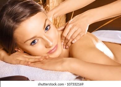 Sauna beauty relax