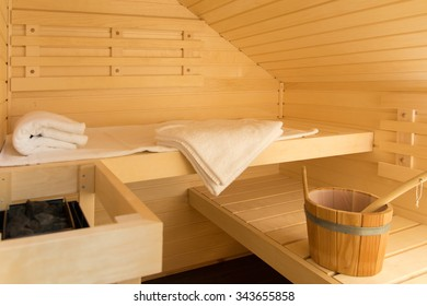 Sauna for two persons