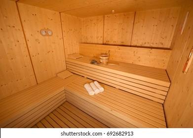 sauna wellness oasis